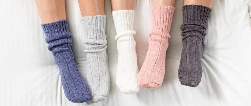 Enjoy cosy comfort