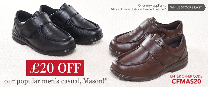 20% off limited edition Mason