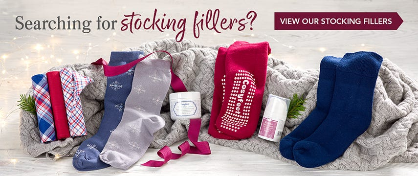 Searching for stocking fillers?