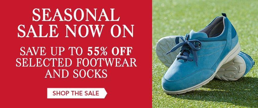 Seasonal sale now on!