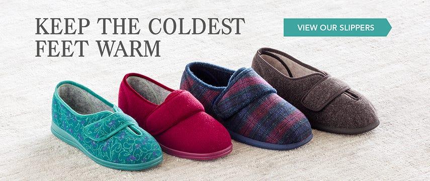 Keep the coldest feet warm