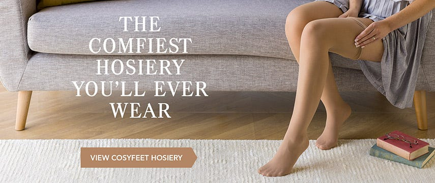 The comfiest hosiery you'll ever wear