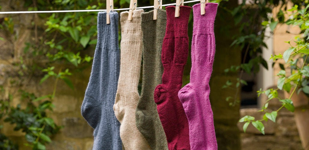 Cotton-rich Softhold® Socks
