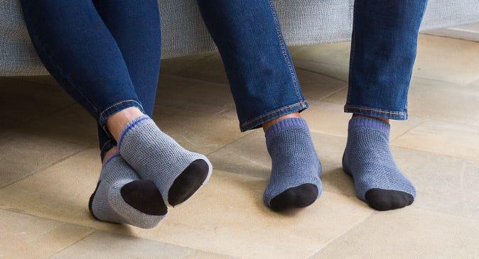 Coolmax® Seam-free Trainer Socks