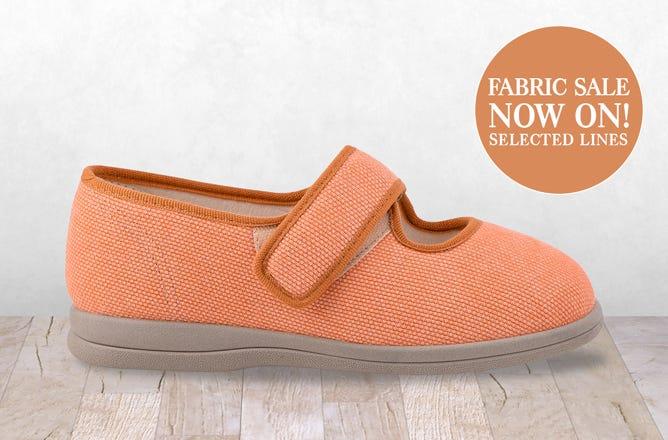 Fabric Shoe Sale
